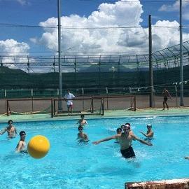 夏の球技大会